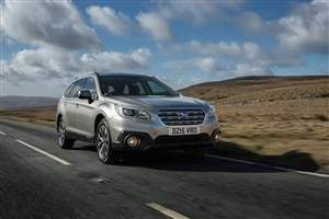 Outback wins safety accolade