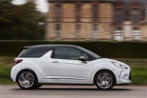 DS 3 wins Used Car of the Year