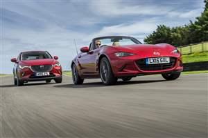 Mazda's World Car assualt