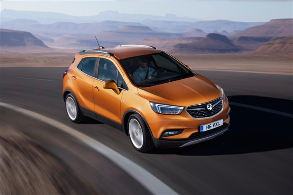The Motoring World: Vauxhall is offering state-of-the-art new