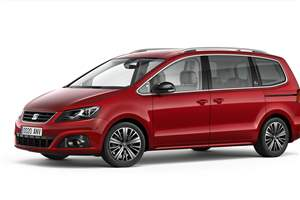 Special edition SEAT Alhambra