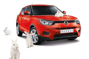 Happy Easter from Ssangyong