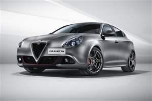 New Alfa Romeo Giulietta