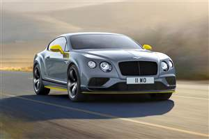 206mph Continental GT Speed