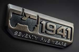 Jeep Anniversary range