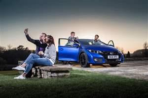 New Civic Sport model