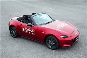 Mazda's millionth MX-5