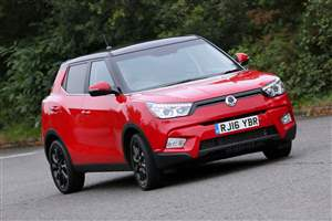 Ssangyong weekend sales