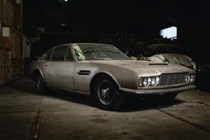 DBS barn find up for grabs