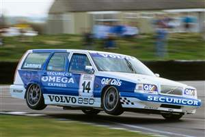 Volvo 850 marks 25 years