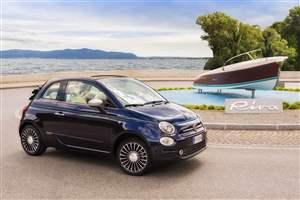 The Fiat 500 Riva