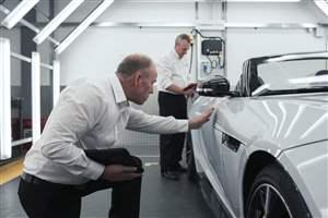 JLR Boost UK Manufacturing