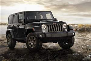 Jeep anniversary special