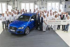 1 million Audi Q5s