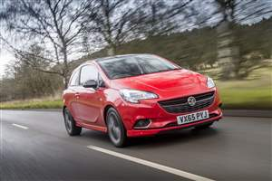 Vauxhall test drive offer