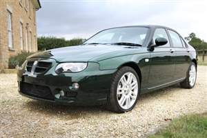 'New' MG ZT on sale
