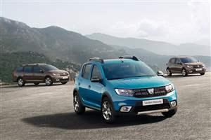 Paris debut for Dacia trio