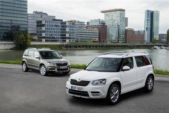Skoda to Import Yeti from Russian Federation to Europe Due to High Demand