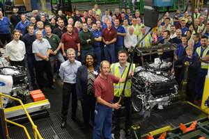 Ford's 20 millionth engine