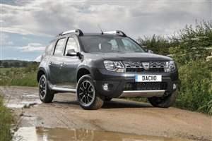 Dacia Duster gets auto