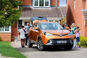 Half-term offers on MG GS