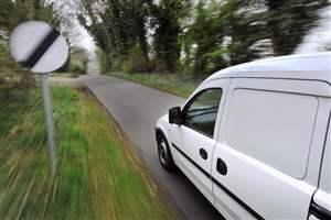 Occasional speeding risks
