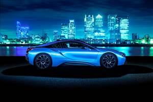 BMW to electrify Regent Street