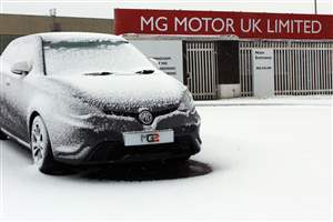 MG winter health check