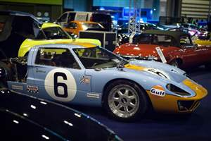 Classic Motor Show at NEC