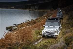 Merc off-road challenge