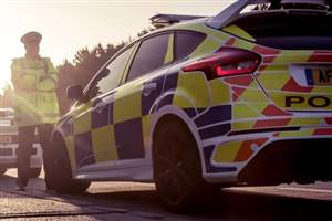 Focus RS Police Cars