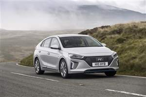 Five star safety for IONIQ
