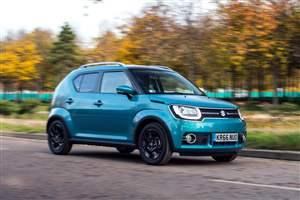 Suzuki Ignis safety tests