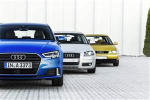 Audi A3 celebrates 20 years