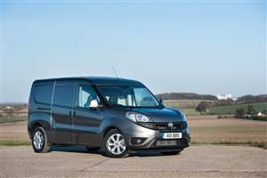 Awards for Fiat vans