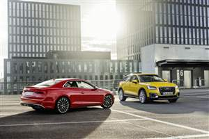 Boom time for Audi sales