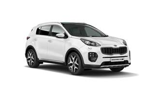 Sportage changes for 2017