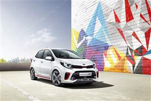 First images of new Picanto