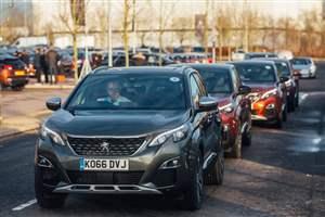 New Peugeot 3008 arrives in UK