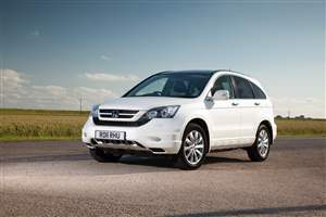 CR-V best used 4x4