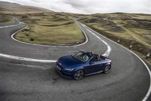 Audi extends TT line up
