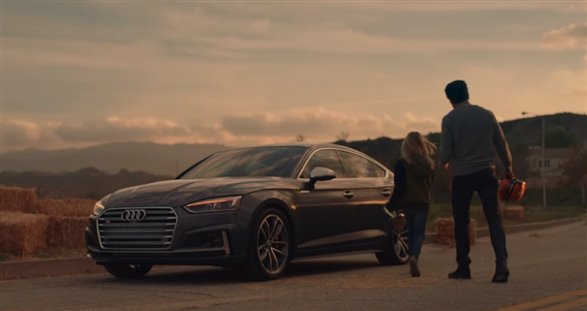 controversial audi super bowl commercial car talk car news feb. Cars Review. Best American Auto & Cars Review