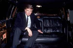 Cadillac limo is top Trumps