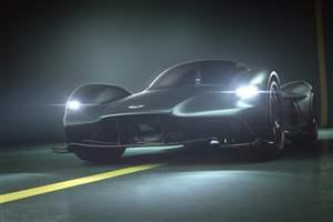 Watch: Aston Martin Valkyrie