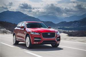 F-PACE hopes for awards double