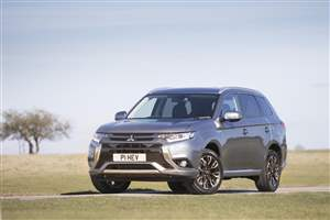 Kitted out Outlander PHEV