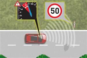 Ford Intelligent Speed Limiter