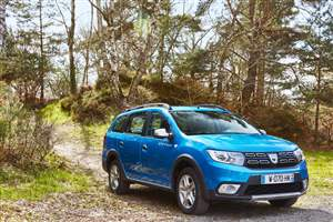 New Dacia Logan