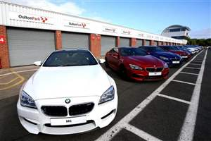 New BMW track day offers