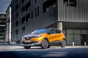 Renault Captur gets update